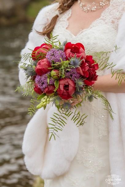 Iceland Wedding Bouquet-1