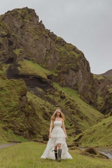 Icelandic Elopement Photographer