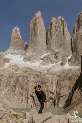 The W Trek Wedding Patagonia - Your Adventure Wedding
