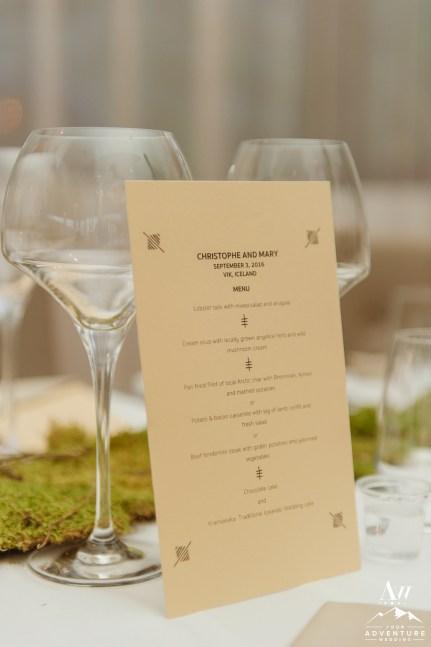 iceland-destination-wedding-menu