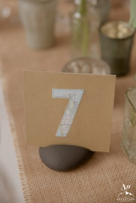 iceland-wedding-rental-iceland-map-and-basalt-rock-table-number-holder
