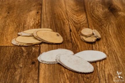 iceland-wedding-rental-wood-chip-placecards