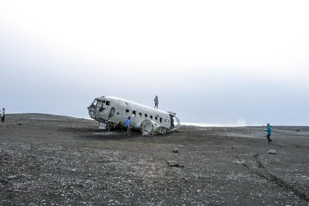 How to get to the Sólheimasandur Plane Wreck
