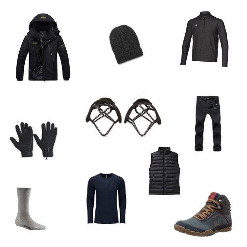 What to Pack for Iceland – FREE Checklist for Men
