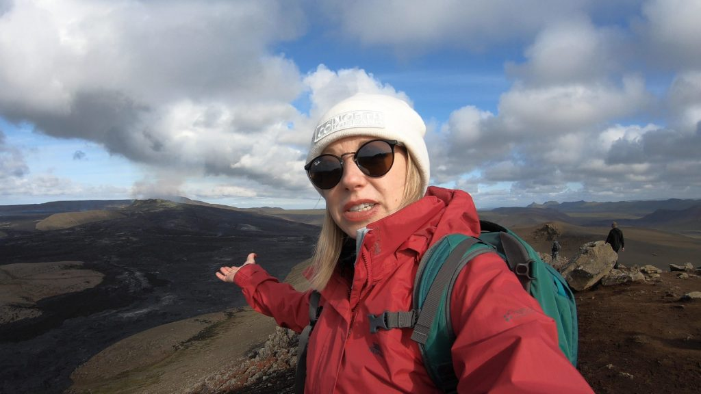 Hike to the Volcano in Iceland | Everything You Need to Know