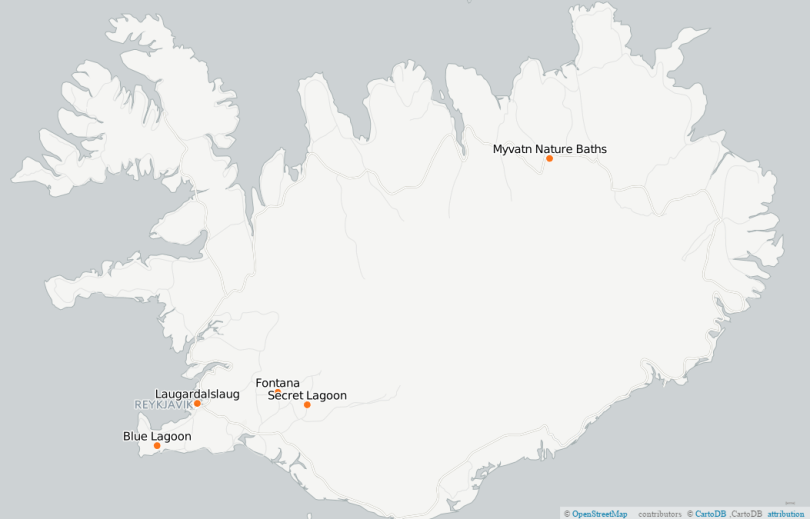 spas map