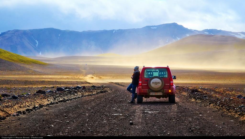 Understanding F roads in Iceland