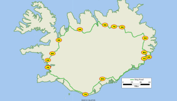 Understanding F roads in Iceland – Iceland with Kids