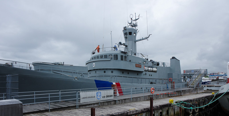 Óðinn Coast Guard Vessel