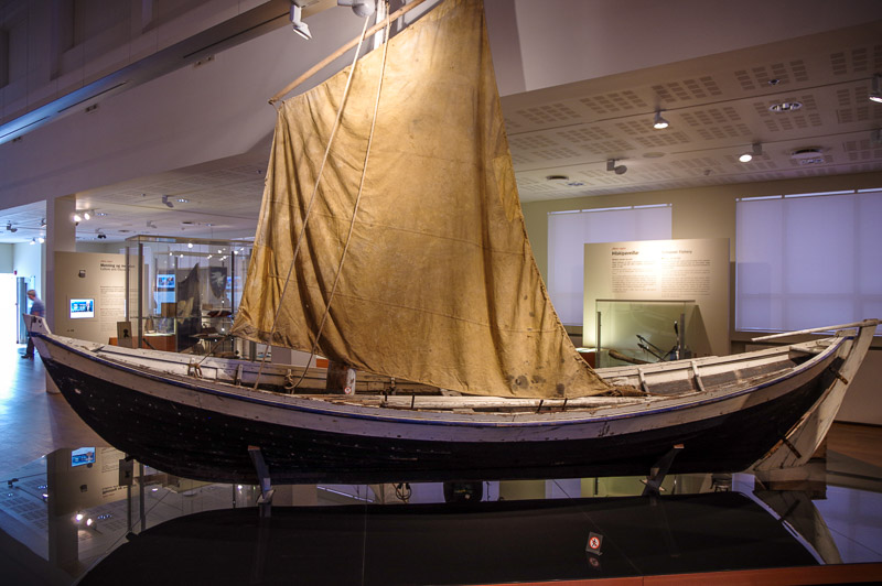 National museum boat
