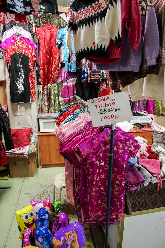 flea market cheap kimonos