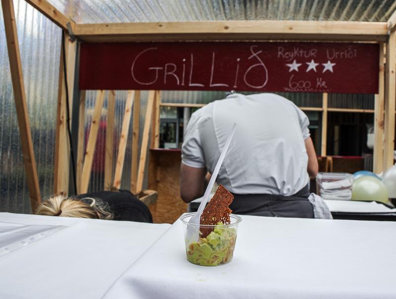 grillid gourmet festival food