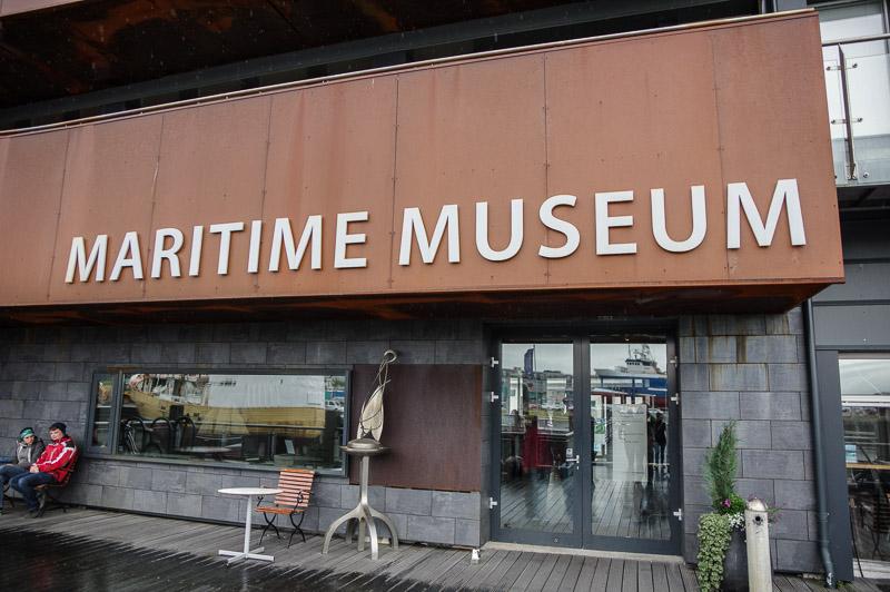 maritime museum outside
