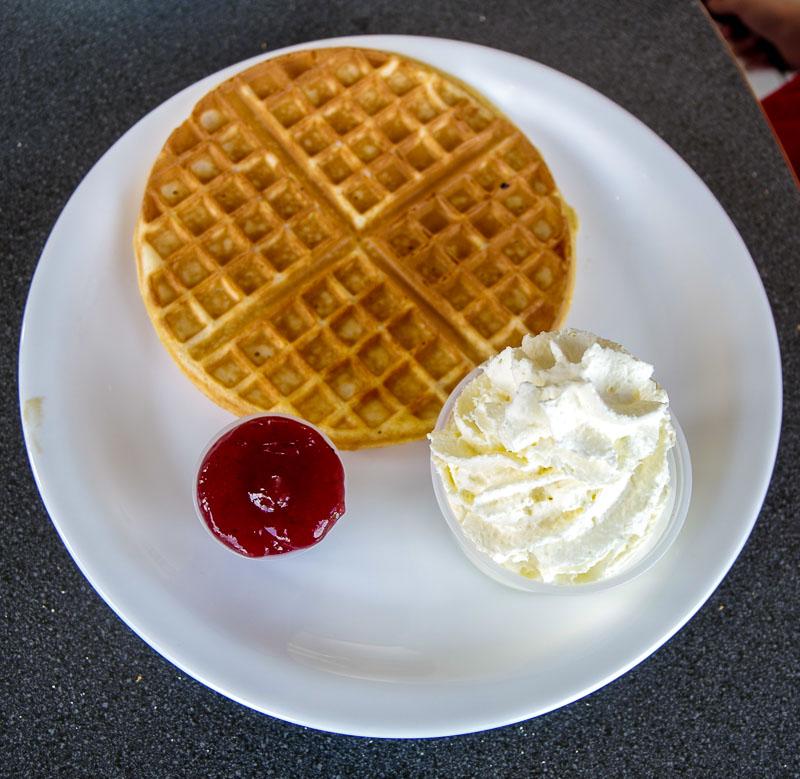 zoo waffles