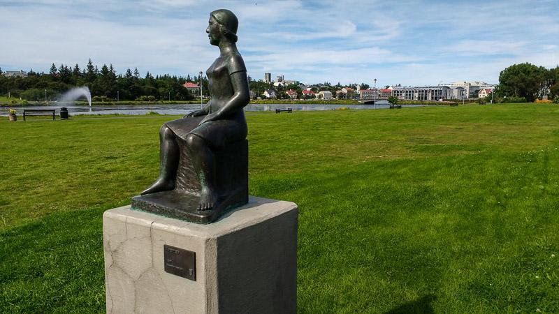 female sculptors park
