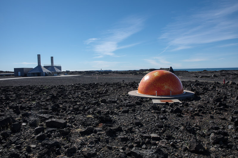power plant earth sun outside