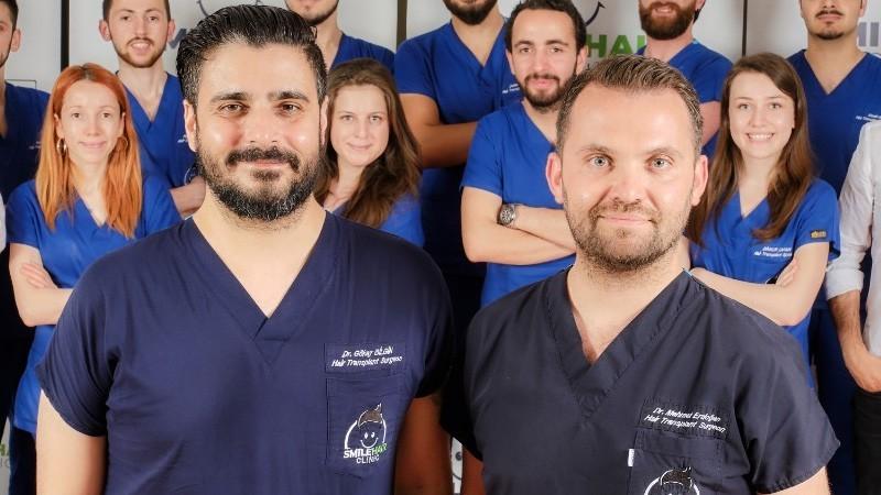 Smile Hair Clinic'ten koronavirüs döneminde saç ekimi hakkında bilgiler