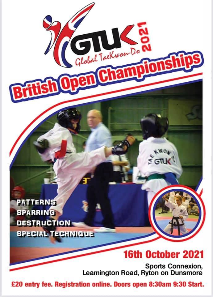 British Open Taekwon-do Championships