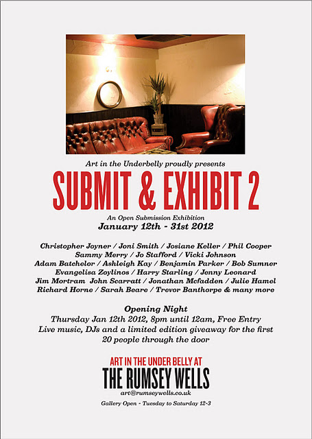 Submit & Exhibit 2 - An international open submission