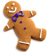 Ginger Bread Men - Susie's Favourite Recipes