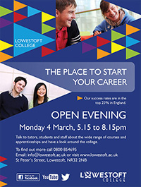 LowestoftCollege-open-evening