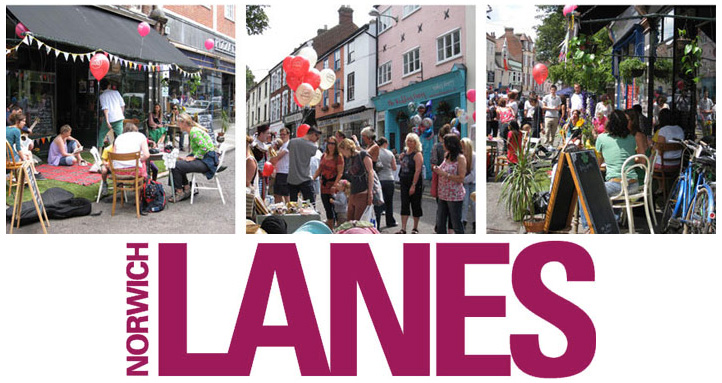Norwich Lanes Summer Fayre Gets Even Bigger Sunday 7th July 2013 - iceni Post News from the ...