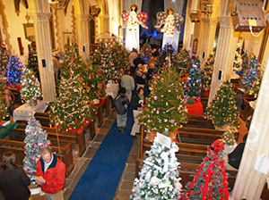 50-Christmas-Trees-Dickleburgh-2012-560x419