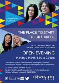 Lowestoft-College-open-evening