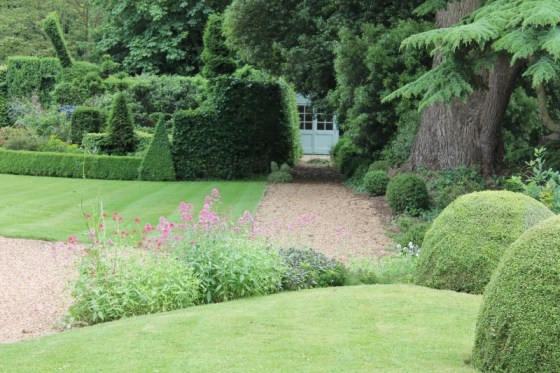 Norfolk Gardens THE OLD RECTORY TASBURGH