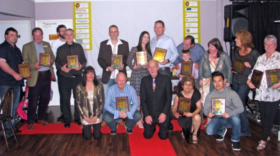 2014 Norfolk Broads Awards Winners