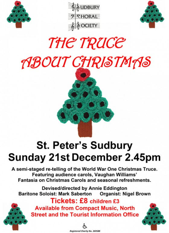 Sudbury Choral Societys Christmas Concert