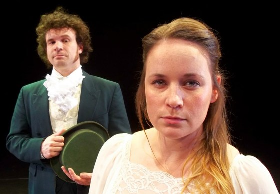 The Pantaloons' Pride and Prejudice – open air theatre at Fairhaven Garden