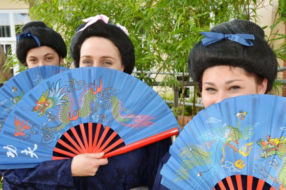 Livewire Opera Companies summer production of The Mikado