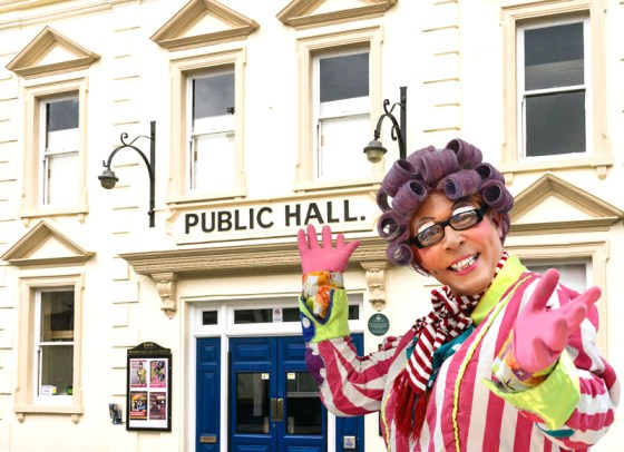 Beccles Panto