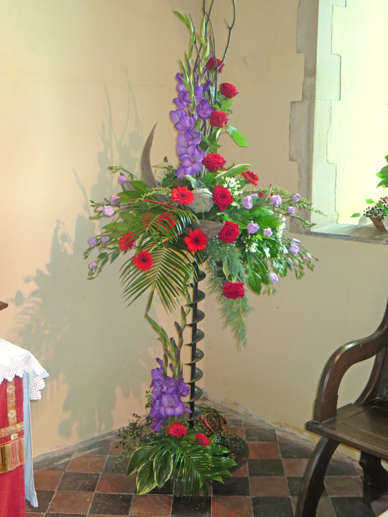 Flower Festival All Saints Thorpe Abbotts