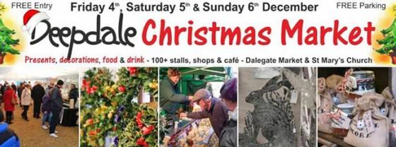 Deepdale Christmas Market 2015