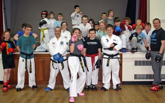 bungay taekwondo club