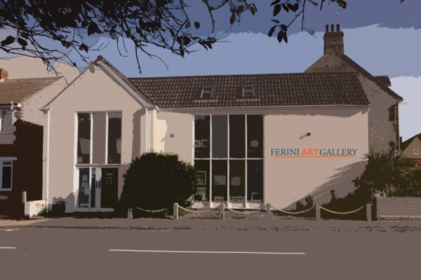 Art Exhibitions Pakefield Ferini art gallery