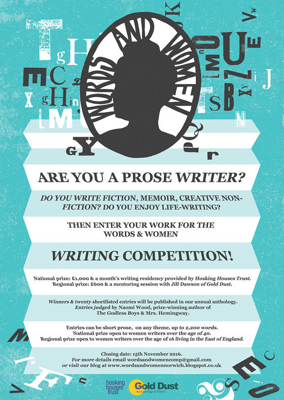 WORDS AND WOMEN'S SHORT PROSE COMPETITION