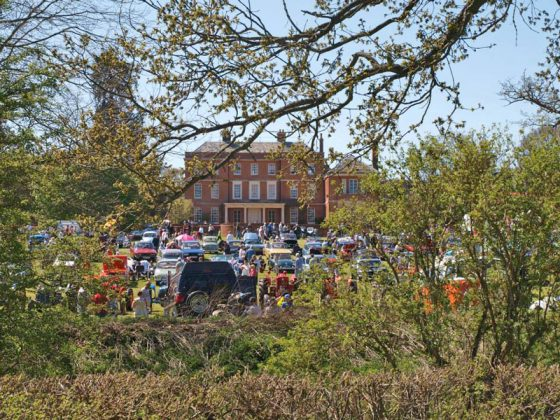 Classic Vehicle Rally & Country Fayre 2017