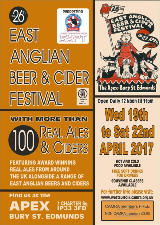 East Anglian Beer Festival