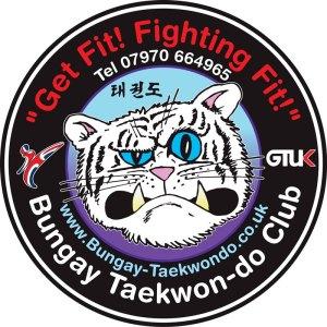 bungay taekwondo logo