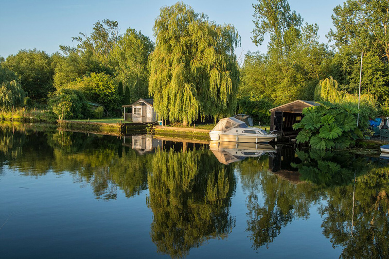 Beccles Boathouses