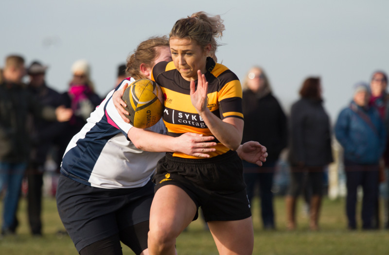Southwold Ladies Rugby Jaye Ash