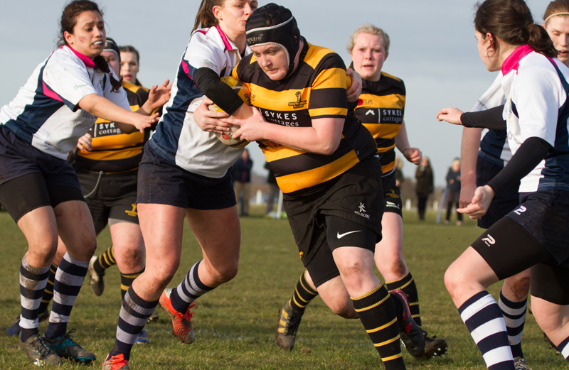 Southwold Ladies Rugby Remy -Dowe