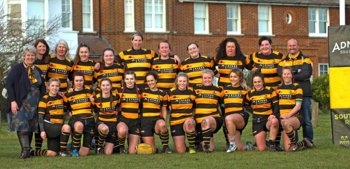 Southwold Ladies Rugby