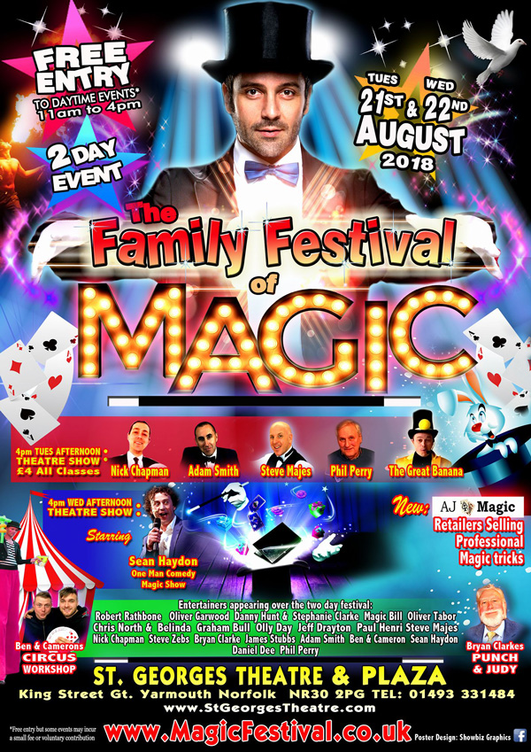 family festival of magic