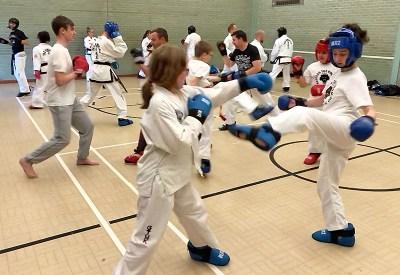 beccles taekwondo