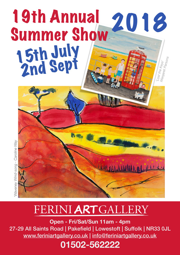 ferini gallery summer show