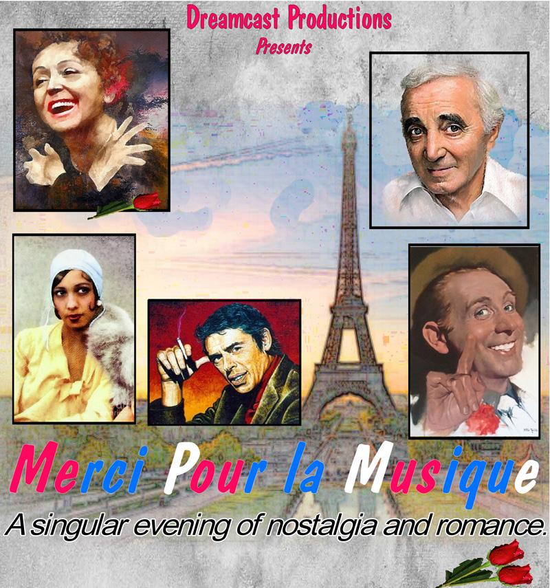 Maddermarket Theatre Merci Pour la Musique